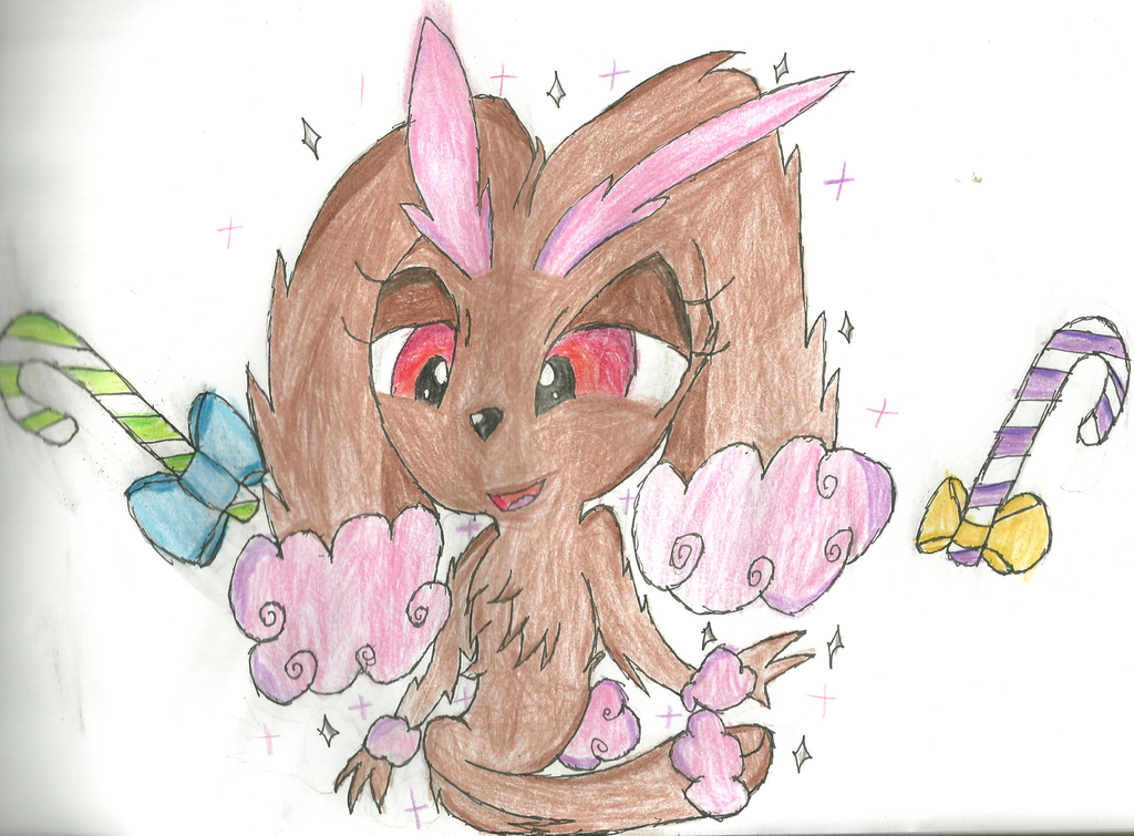 Spring the Shiny Lopunny Suit by Darknessgirl27