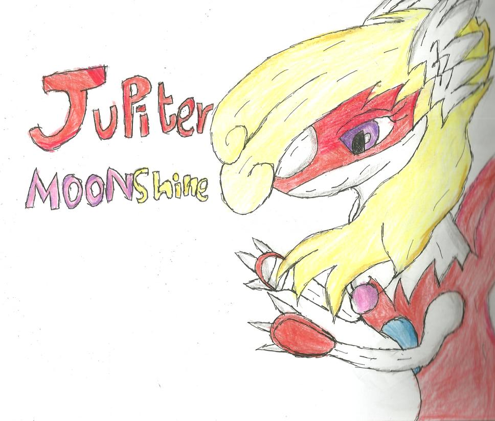 Jupiter Moonshine the Eon suit by Darknessgirl27