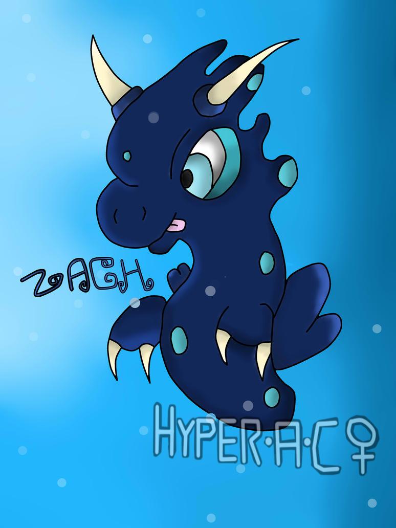 Dragon gift by HyperactiveChaosgirl