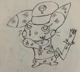 Marissa Disarry the pikachu