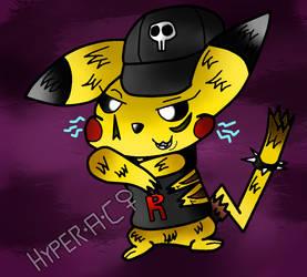 Marissa Dissary the pikachu