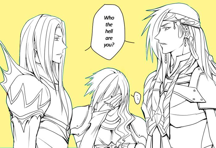 Awkward LOL by shell0823
