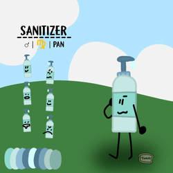 Sanitizer by BurntToastAnimates