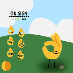 Ok Sign by BurntToastAnimates