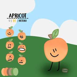 Apricot by BurntToastAnimates