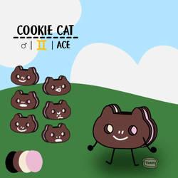 Cookie Cat by BurntToastAnimates