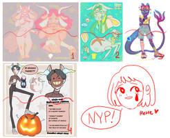 [open 2/4] NYP! by Kana-Rei