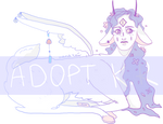 [CLOSED] auction sb 5$ adopt| #56 by Kana-Rei