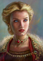 Diana by ULarka