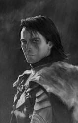 The Knight by ULarka