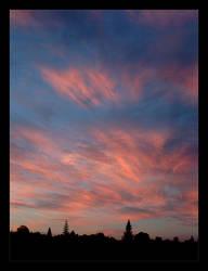 Pink Skies by endless-sky