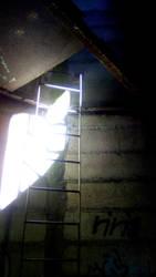 a ladder by TheMrUnicorn