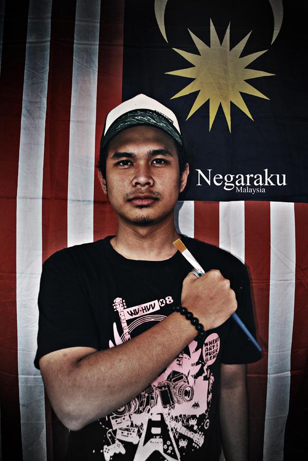Negaraku Malaysia by ToOPeT