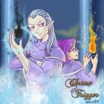 Chrono Trigger Fire n Dark