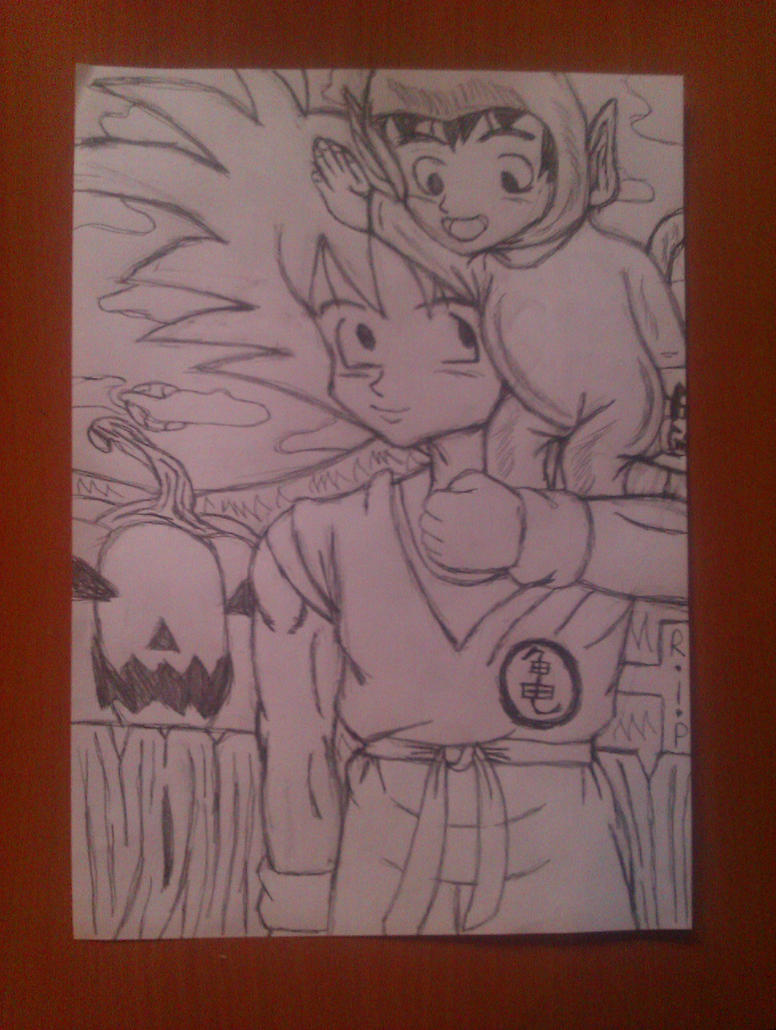Watashi no chibi Saru-My little Monkey+HW-Story by Wulfsista