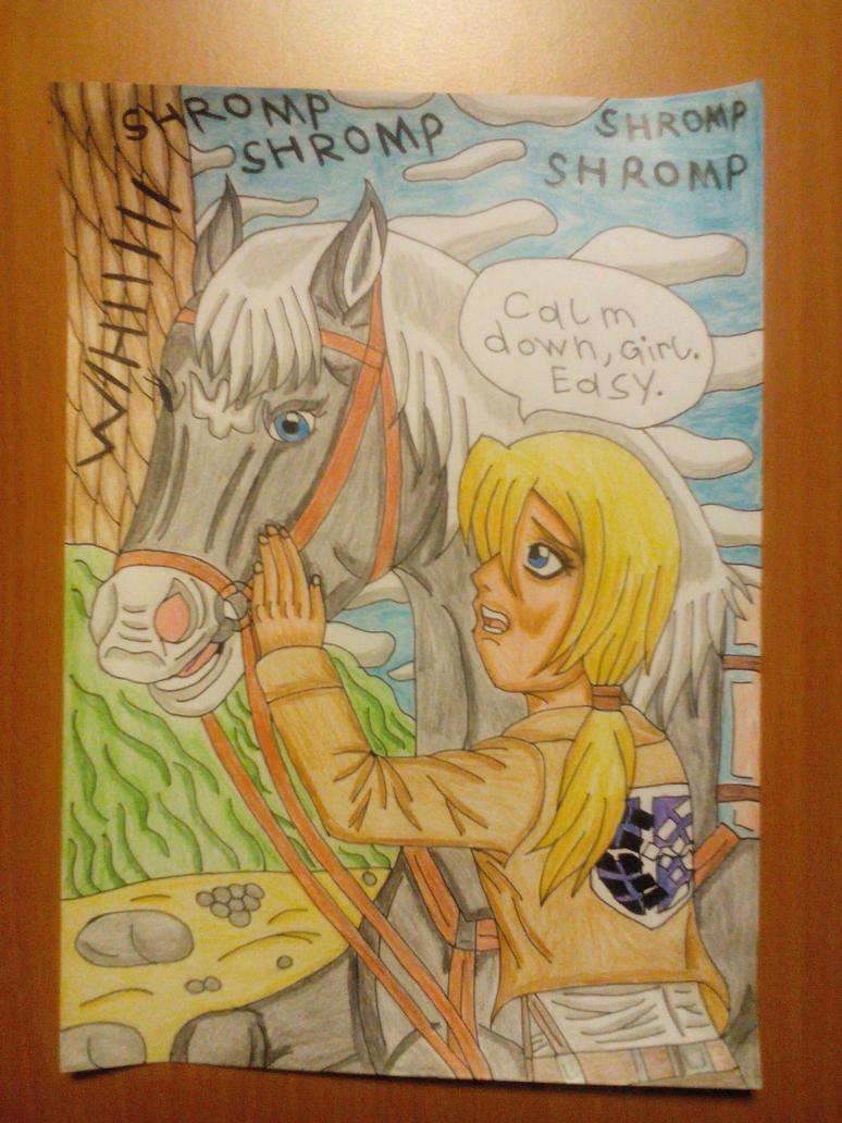 Horsewhisperer by Wulfsista