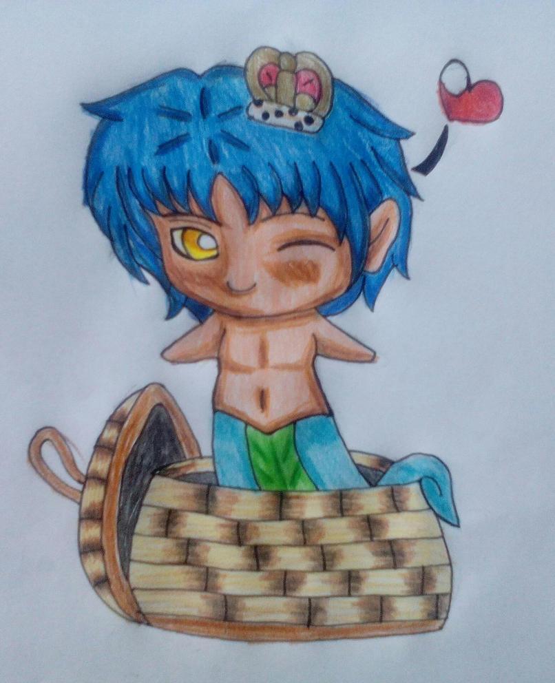 Snakebasket by Wulfsista