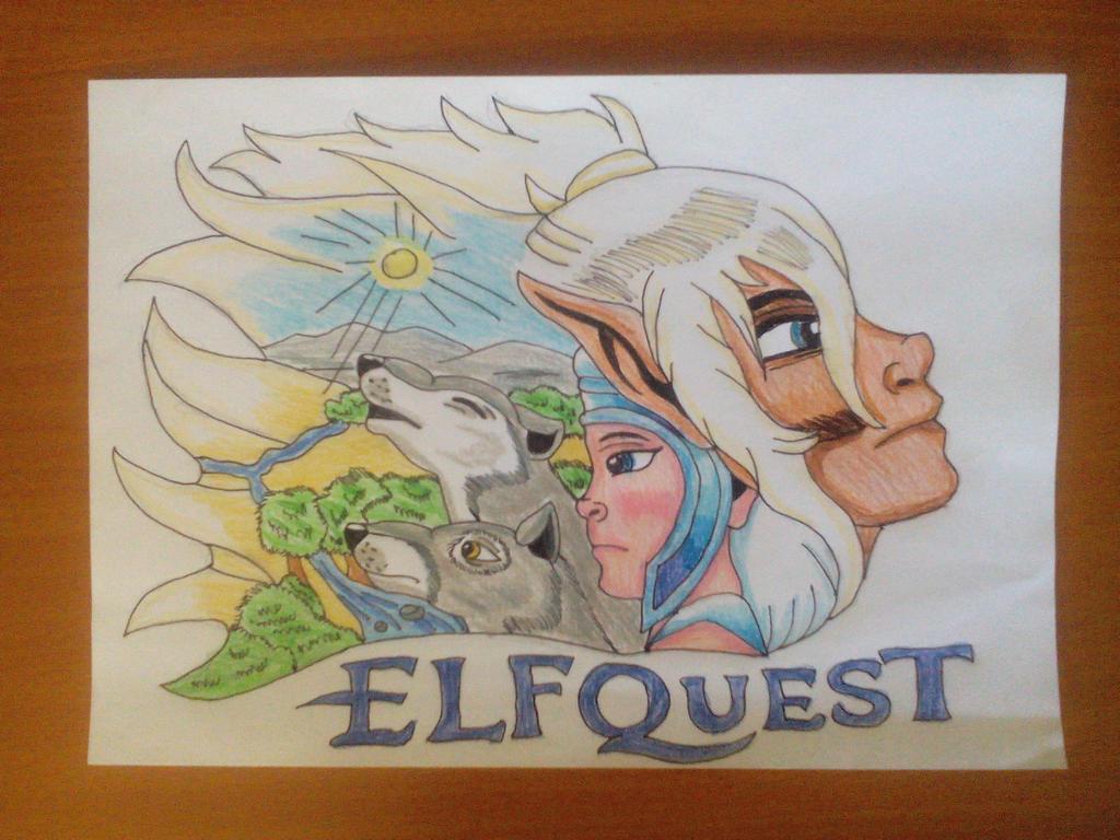 ElfQuest by Wulfsista