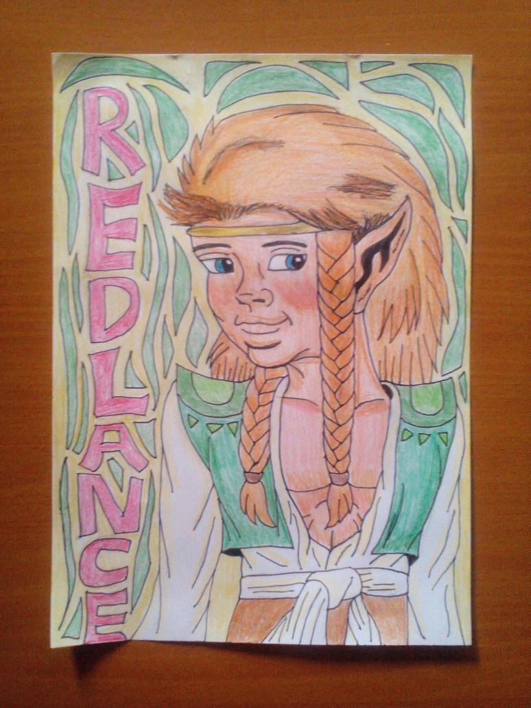 Redlance by Wulfsista
