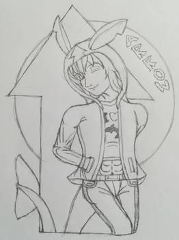 Arrow(human Form, DooM-Sketch)