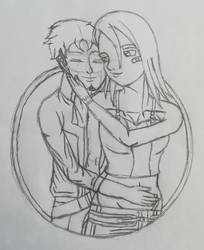 Love(Sketch) by Wulfsista