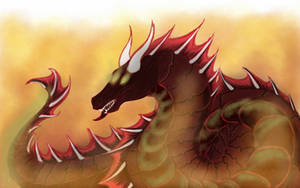 Hellbent Serpent  by Reithya