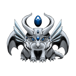 Shiny Silver Catagon