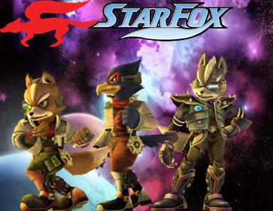 Star Fox by Nick-The-Sickness