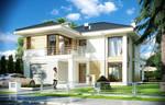 Projekt domu pietrowego