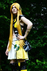 Lily Vocaloid (Cosplay) by Cookiesymbiot
