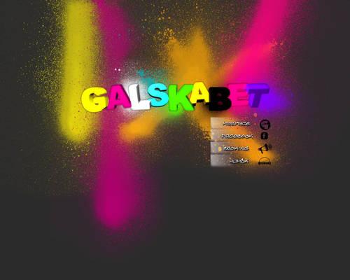 GALSKABET Homepage