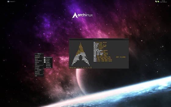 Arch Linux 2012-03-16