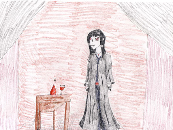 No. 32: Man of the Night by Midorii-kiri