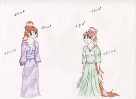 No. 42 Long Lost Sisters? by Midorii-kiri