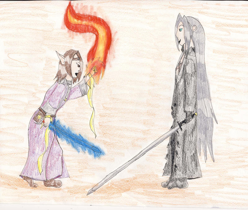 No. 74 The Lion's Den by Midorii-kiri