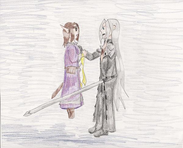 No. 66 Intimidation by Midorii-kiri