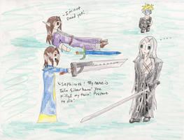 Prepare To Die by Midorii-kiri