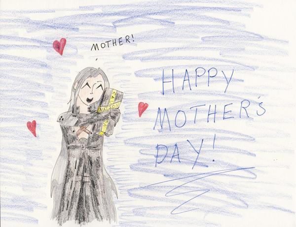 Mother by Midorii-kiri