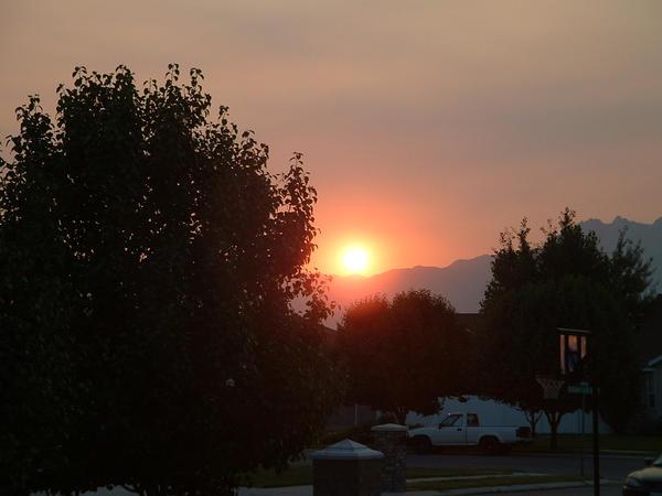 Red Sun Rising by Midorii-kiri