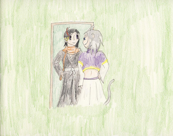 No. 75 Reflections by Midorii-kiri