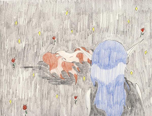 No. 15 Whispers in the Dark by Midorii-kiri