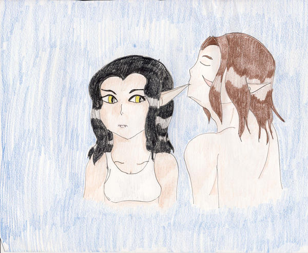 No. 7 Kiss of Heaven by Midorii-kiri