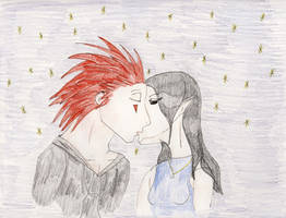 Nobody's First Kiss by Midorii-kiri
