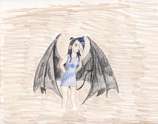 No. 8 Who Me? by Midorii-kiri