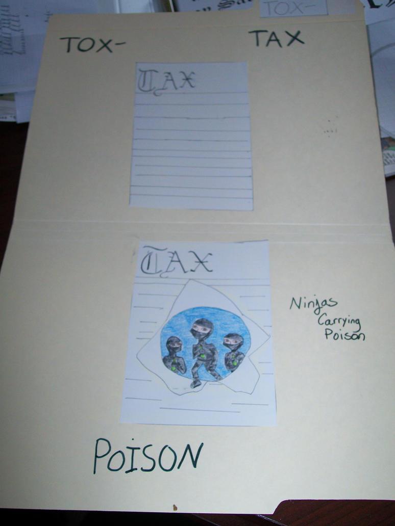 Tax Ninjas by Midorii-kiri