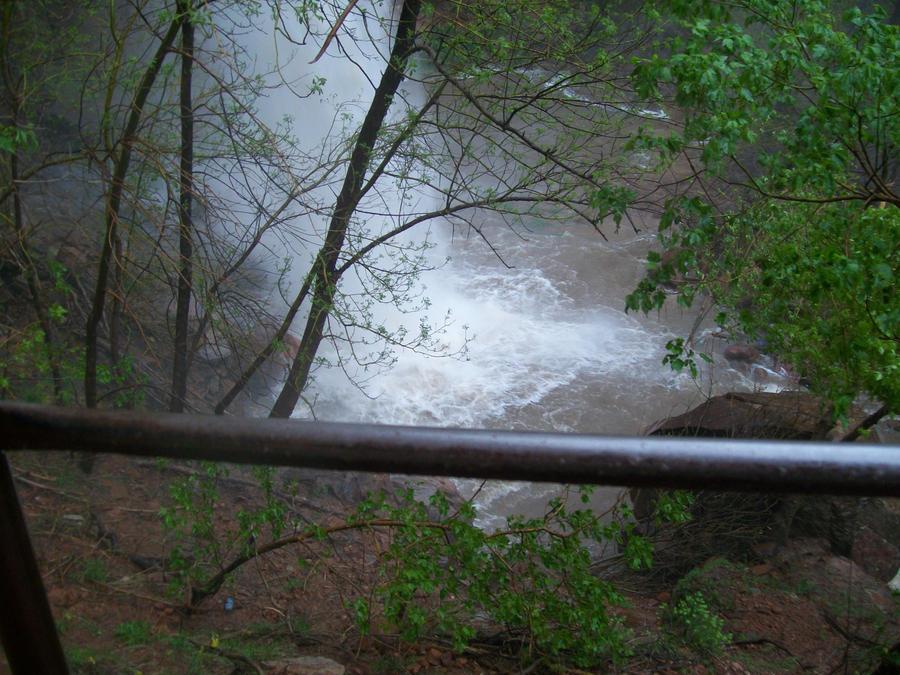Behind the 1st Waterfall 1 by Midorii-kiri