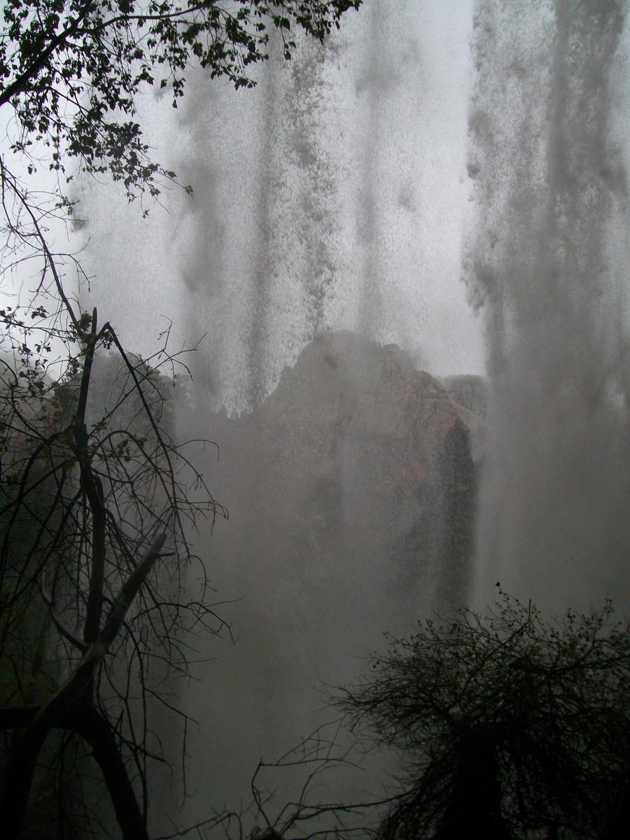 Behind the 1st Waterfall 3 by Midorii-kiri