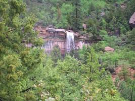2nd Emerald Waterfall 4 by Midorii-kiri