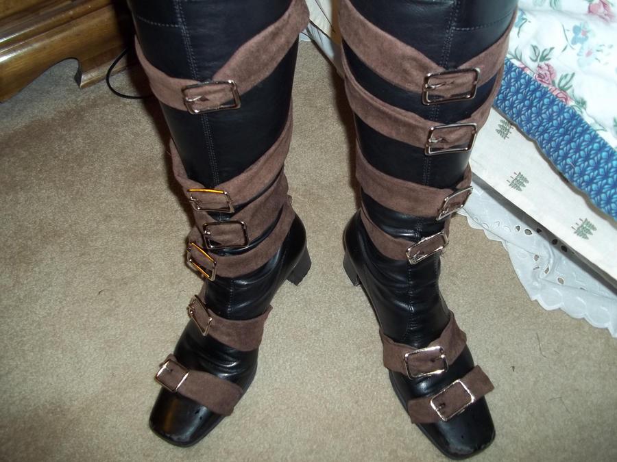 Undertaker Boots 2 by Midorii-kiri