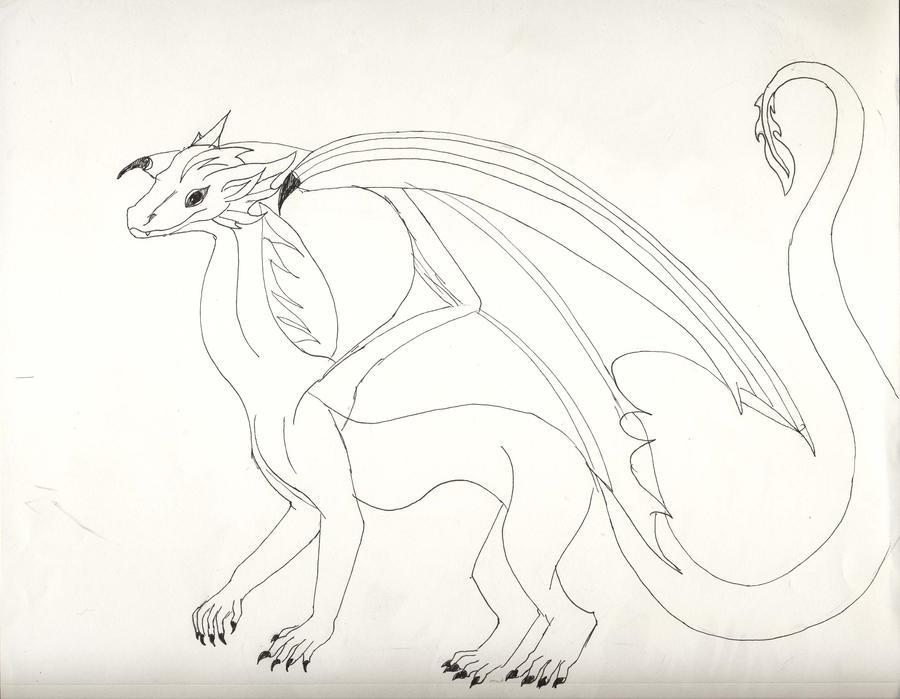 Seline Sketch by Midorii-kiri